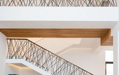 Decorative ideas for Stair Railing